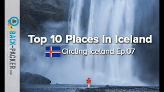 Top 10 Places to Visit in Iceland (for Short & Long Trips)
