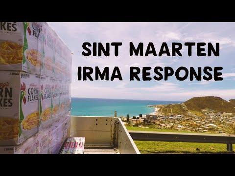 Sint Maarten Irma Relief