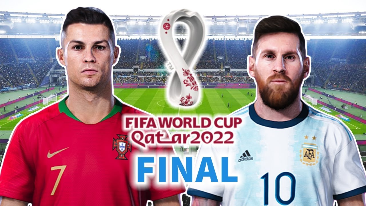 Portugal World Cup Squad 2020.Pes 2020 Portugal Vs Argentina Fifa World Cup 2022 Final Gameplay