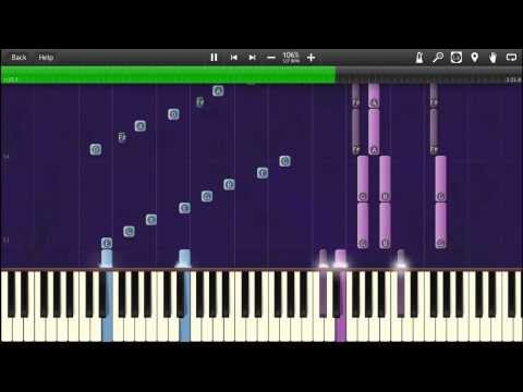 Lavender Town Piano Arrangement (With MIDI Download)