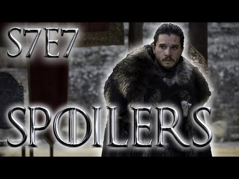 Season 7 Episode 7 Huge Leak Confirmed ! | Game of Thrones Season 7 Episode 7