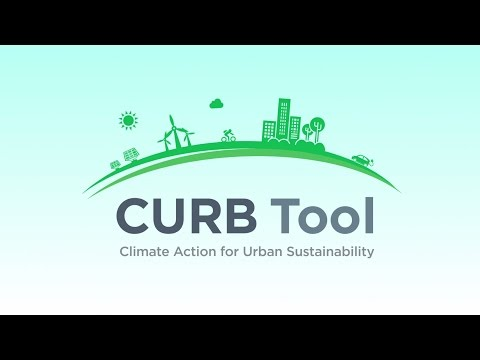 The CURB Tool: Climate Action for Urban Sustainability