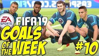 FIFA 19 - Top 10 Goals of the Week #10
