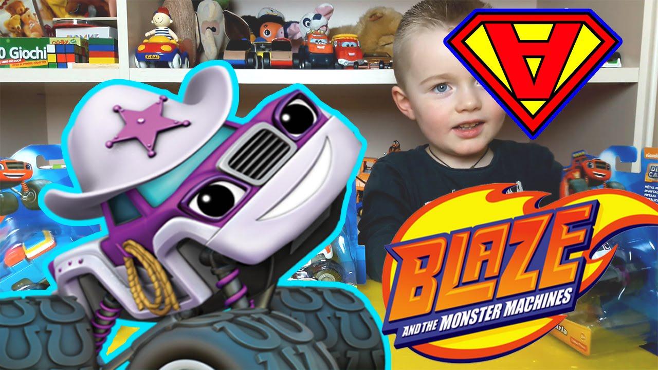 Blaze e le mega macchine episodio completo in italiano con for Blaze e le mega macchine youtube