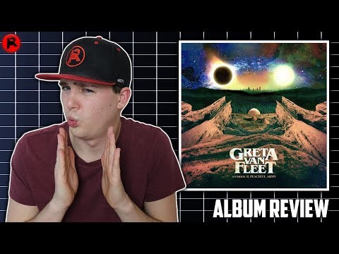 Greta Van Fleet - Anthem of the Peaceful Army | Album Review