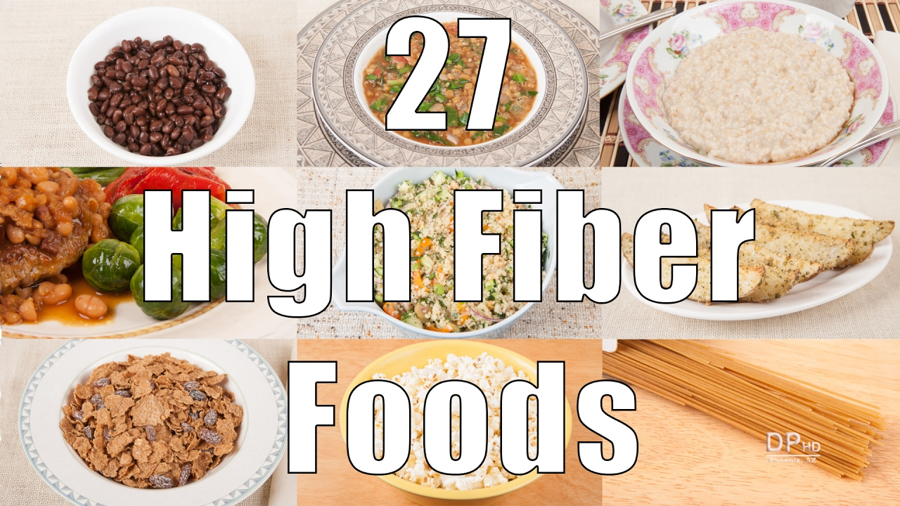 image relating to Printable List of High Fiber Foods called 27 Substantial Fiber Foodstuff (700 Calorie Food items) DiTuro Productions