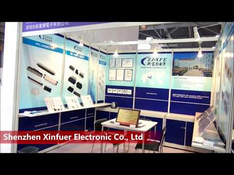 Product Launch at GS Exhibition: Shenzhen Xinfuer Electronic Co., Ltd