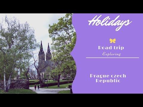 Prague czech republic|short holiday| traveling with car| eskalator terpanjang|#VLOG21
