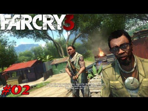 មករំដោះLisaពីក្រុមអានាមឹក|FAR CRY 3 Ep02 PC Gameplay Khmer|VPROGAME
