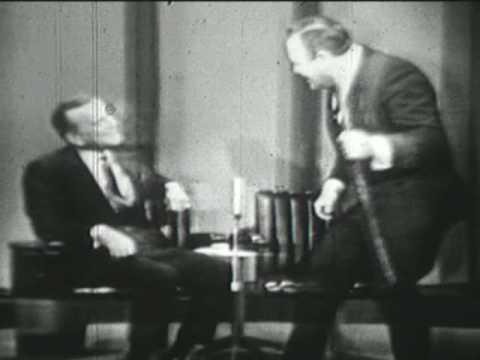 "Jonathan Winters  ""The Stick"" Apr 1964 Jack Paar"