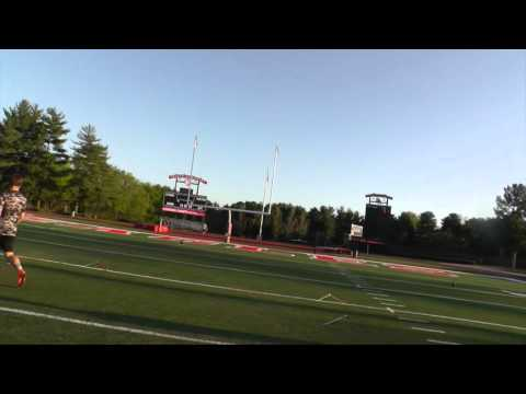 Caleb Bethel 2017 Kicking Skills Tape