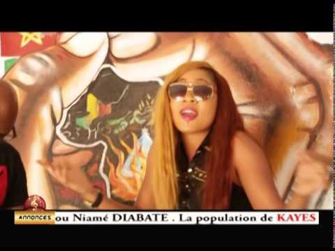 Hip Hop Kounkan KAROU  avec la diva assourita