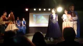 10. Acto II: Die Strahlen der Sonne vertreiben die Nacht