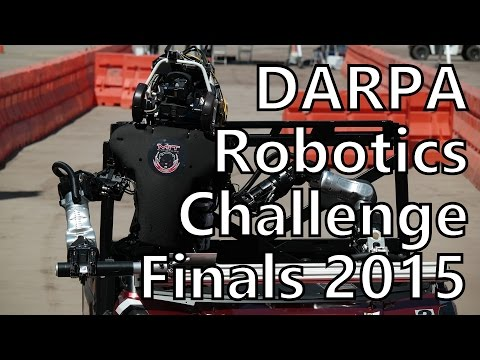 DARPA Robotics Challenge Finals 2015 Wrap Up and Results!