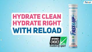 Fast&Up Reload - Instant Hydration Drink
