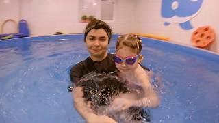 Оздоровительное плавание в Краснодаре | Пузыри #01