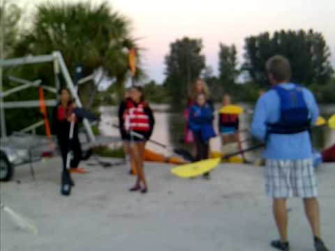 Odyssey Outdoor Adventure Club Kayaking