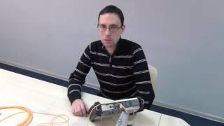 Anritsu MT9083 — обзор оптического рефлектометра