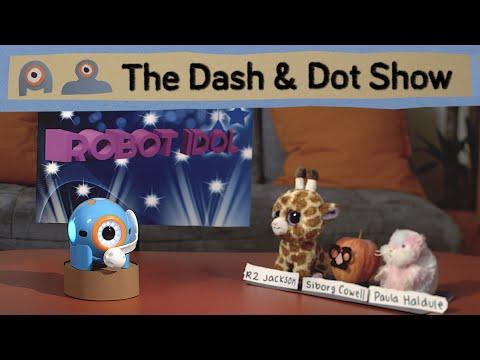 Dash & Dot Show 4 - The Algorithmics Robot Band   Wonder Workshop