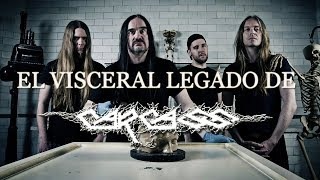 El visceral legado de Carcass