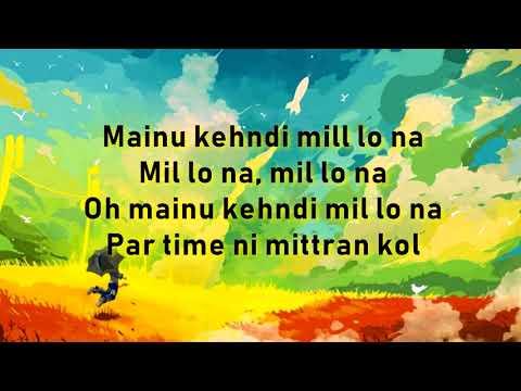 Mill Lo Na - Official Lyric - Guri Ft. Sukhe Jaani   Satti Dhillon