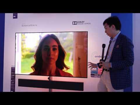 Philips Unveil 984 & 934 OLED+, 754 OLED & 88-inch 8K OLED TV