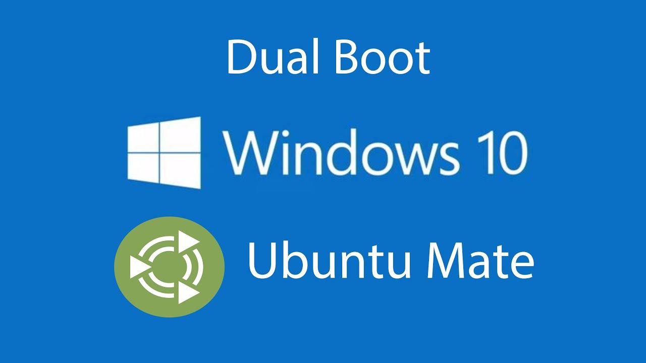 Dual Boot Ubuntu Windows 10
