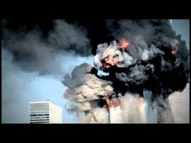 9/11: Man in the red bandanna's finest hour