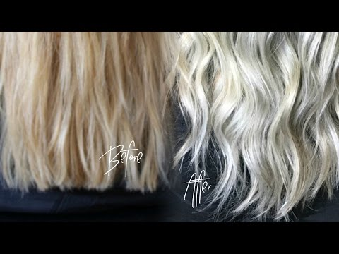 Triple Toned Hair Extensions|Rooted Balayage Blonde