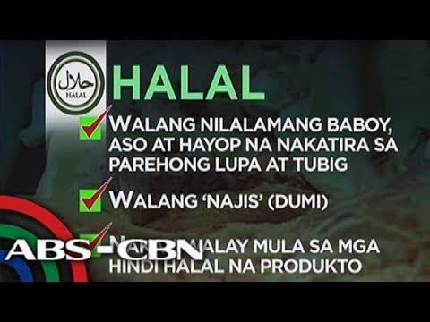 TV Patrol: Paano Nagiging Halal Ang Pagkain?