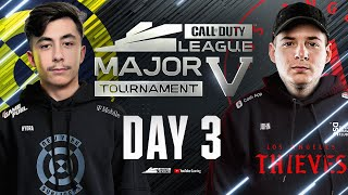 Call Of Duty League 2021 Season | Stage V Major Tournament | Day 3