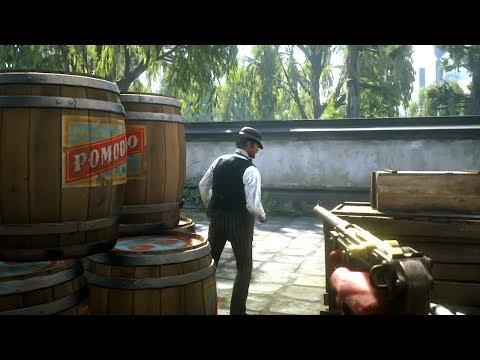 Red Dead Redemption 2 - First Person Epic Gameplay Vol. 21 (Euphoria Ragdolls)