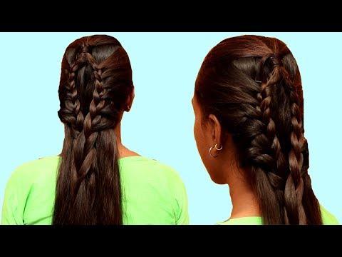 Best Hair style for Ladies | Long Hair styles | Ladies Hair style Videos