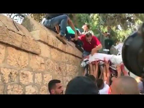 تهريب جثة شاب فلسطيني من المستشفى بهدف دفنه  - نشر قبل 1 ساعة