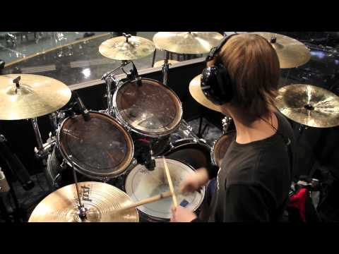 Attack - 30 Seconds to Mars (Drum Cover)