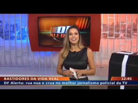 DF ALERTA - Bando pego ao vender 200 celulares em Feira dos Importados