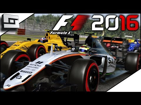 F1 2016 - RACE DAY BAHRAIN! E4