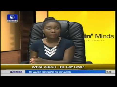 Gay Rights Act Will Enhance Morality  - Lawyer Prt1