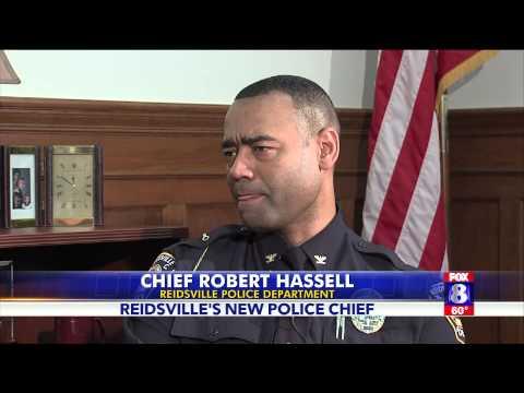 WGHP NEWSMAKER: ROBERT HASSELL, REIDSVILLE POLICE