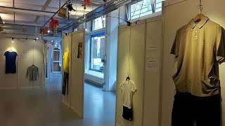 Brussels recreates rape survivors' outfits to tackle victim blaming