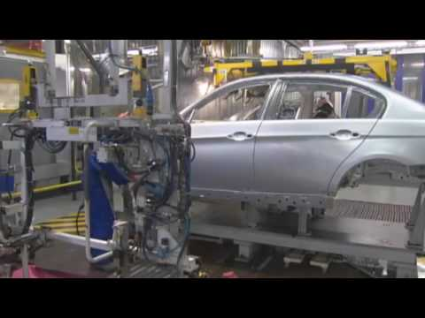 BMW 3 Series F30 Production in South Africa