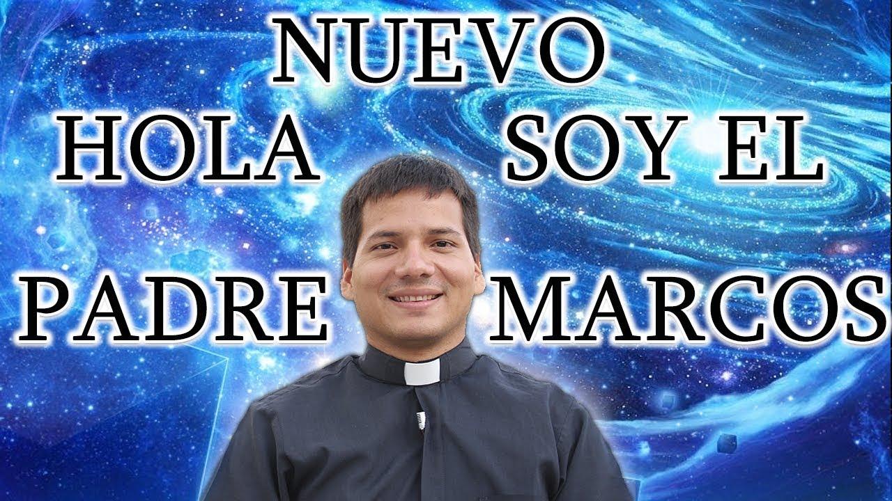 Hola Soy El Padre Marcos Galvis - Tráiler - YouTube