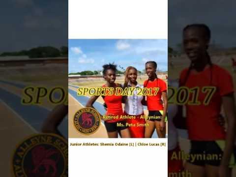 Alleyne School [Barbados] SPORTS DAY 2017 | Memories | Peta Smith