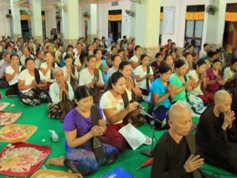 Mon Dhamma, Mon State , Durae 2016/6/28 #1