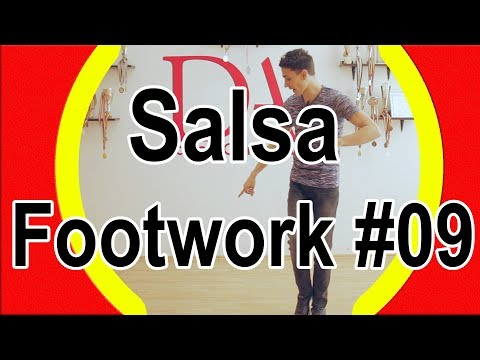 Salsa Footwork Tutorial 09 : Mambo Box | D.A. Dance Company |
