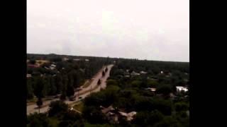 Торез   Снежное  Появились первые кадры виновника смерти 300 пассажиров гражданского самолета