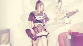 【Guns N' Roses】『Welcome To The Jungle』ベース弾いてみた