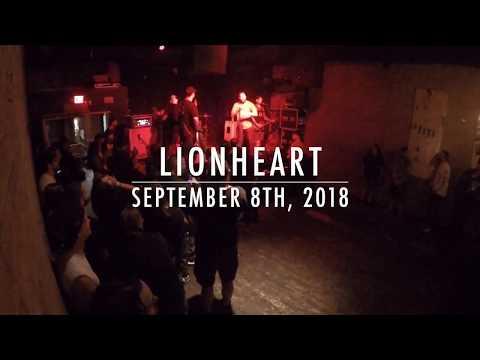 Lionheart - Full Live Set 9/8/2018