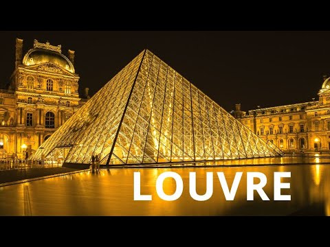 VISIT THE LOUVRE MUSEUM IN 5 MINUTES!!! (BEST ROADMAP)
