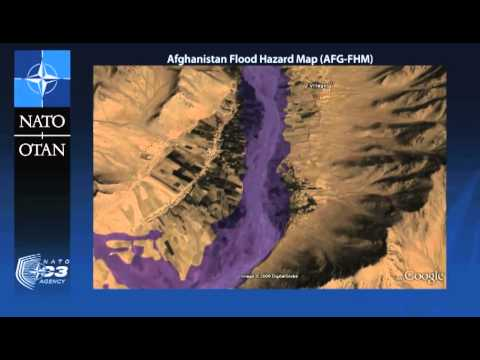 AFG-FHM - Afghanistan Flood Hazard Map